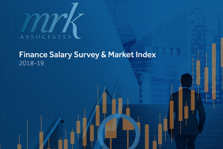 Download your copy of the MRK Associates Finance Salary Survey