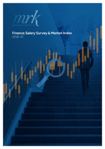 MRK Associates Finance Salary Survey and Market Index 2018/2019