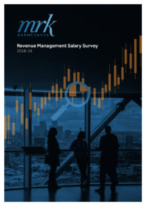MRK Associates Revenue Management 2018/19 Salary Survey