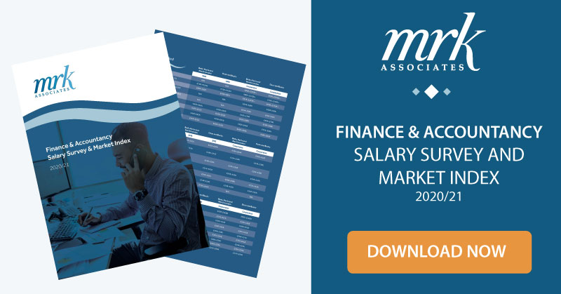 Finance and Accountancy Salary Survey 2020/21