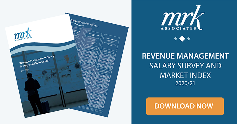 MRK Associates' Revenue Management Salary Survey 2020/21