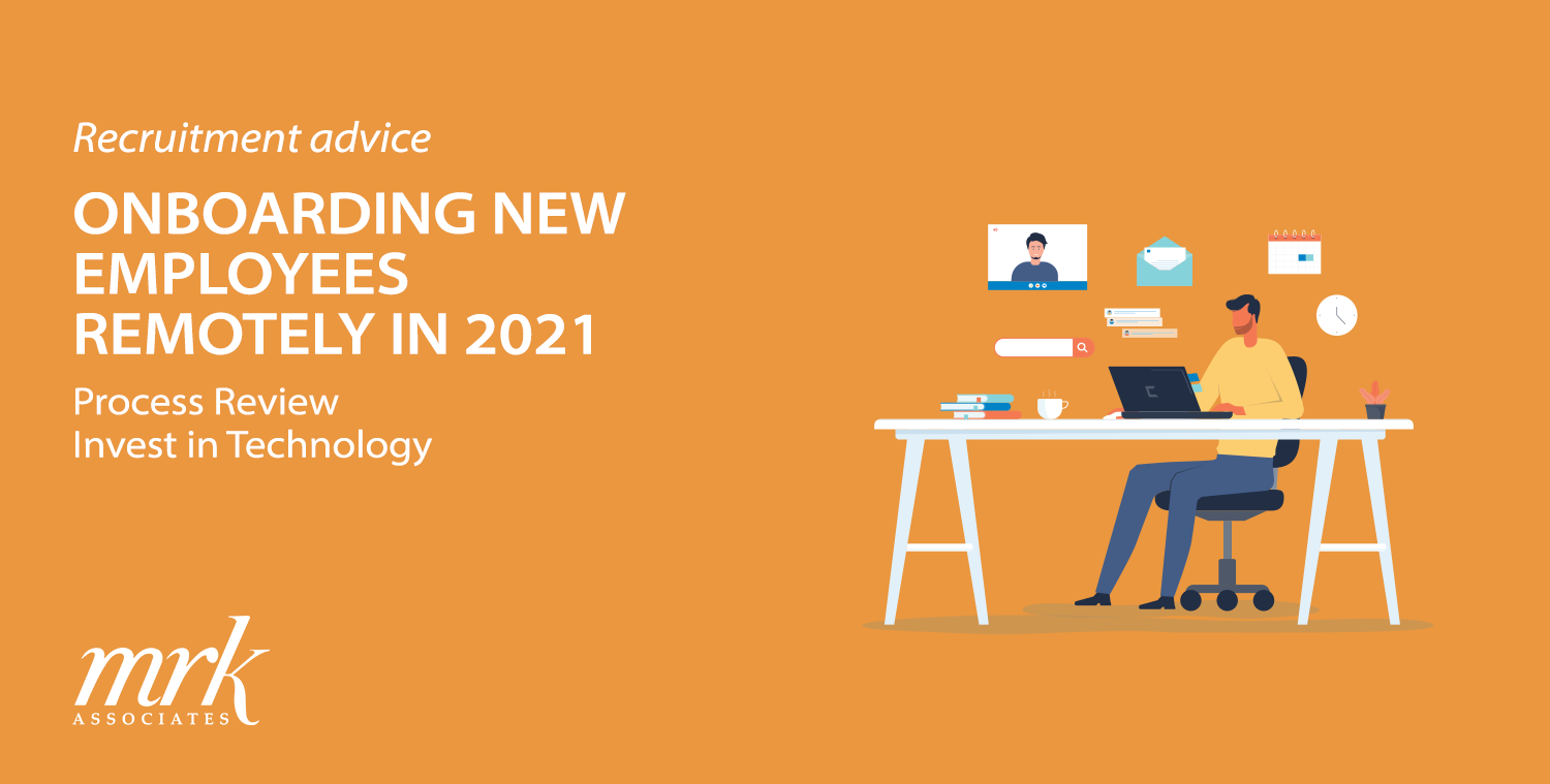 Onboarding New Employees Remotely in 2021