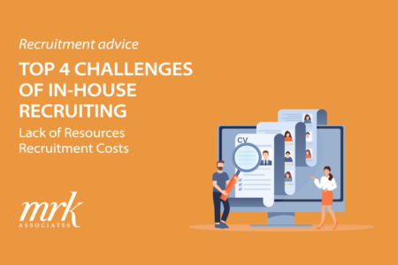 Top 4 Challenges of In House Recruiting